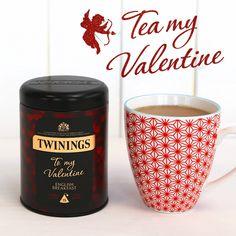 VALENTINE'S GIFTS FROM TWININGS TO MY VALENTINE ENGLISH BREAKFAST CADDY http://tidd.ly/6e5a2175