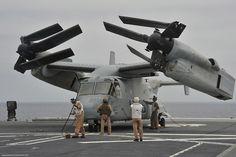 "Reminds me of ""Transformer-The Movie"" >> V-22 Osprey"