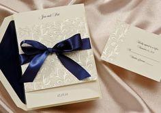 Ribbon Invitation card