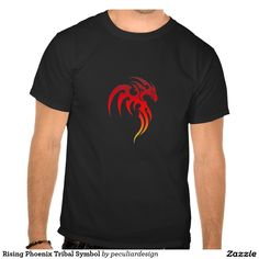 Rising Phoenix Tribal Symbol Shirt