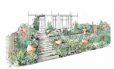 For Gardens Illustrated More