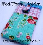 ipod mobile pouch tutorials page pic