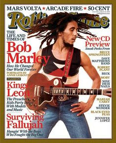 Yow Worl a Reggae! First issue they release 10 years ago in 2005 is the Skipper Gong King of Reggae Mr. Marley himself. Reggae music run tings! Make way for the positive day! by ras_muhamad Rolling Stone Magazine Cover, Bob Marley Pictures, Marley And Me, Jah Rastafari, Robert Nesta, Nesta Marley, Bob Marley Quotes, Arcade Fire, The Wailers
