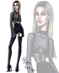 Hailey Baldwin by Hayden Williams #Millenials #HaileyBaldwin| Be Inspirational ❥|Mz. Manerz: Being well dressed is a beautiful form of confidence, happiness & politeness
