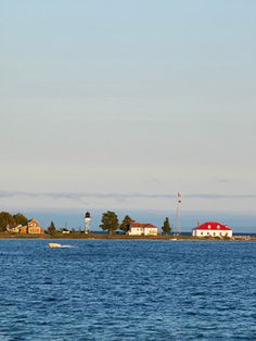 I left my heart here.  Sometimes I just picture Beaver Island -- the beauty and memories....