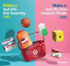 National advertising to promote food and essentials at Target. Ads Creative, Creative Design, Corporate Design, Retail Design, Ad Design, Layout Design, Grocery Ads, Promotional Design, Social Media Design