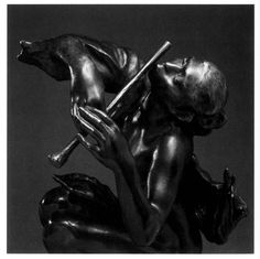 Camille Claudel, 1904  The Flute Player (The Little Siren)
