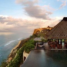 Bulgari Resort, nestled in the cliffside of Bali, is one of world's most exclusive and tropical hideaways.