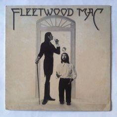 Fleetwood Mac - Self Titled_Vinyl Record LP_includes lyric sheet_(MSK 2281)