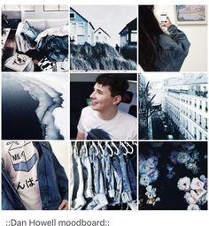 Blue aesthetic Dan