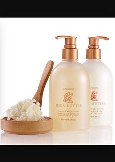 Shea butter lotion - feels soft and silky smooth without petroleum that clogs up your pores. Start using a healthy lotion for your skin !