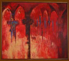 San Marco, Acrílico sobre tela 120x140cm Painting, Saints, Contemporary Art, Collage, Tela, Artists, Paintings, Painting Art, Painted Canvas