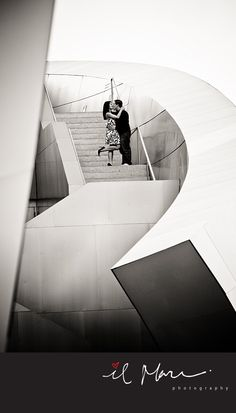 Liezl and Alfonso's Engagement Session in Downtown L.A. and Santa Monica » IL MARE PHOTOGRAPHY