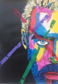 EL NIETO DE PANCHO: EL ESPEJO. Painting, Mirrors, Paintings, Painting Art, Painted Canvas, Drawings