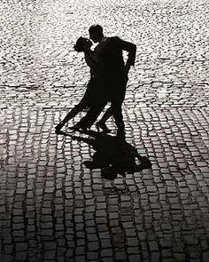 Dance the tango .. sexy, romantic, mysterious