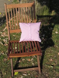 "Kissenhülle ""Himbeerjoghurt"", zartrosa, 30 x 30 cm von Saskia LAUTH [   ҉   ] LAUTHMOTIV auf DaWanda.com"