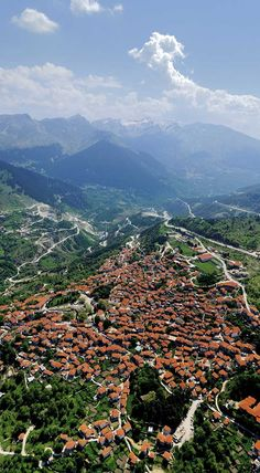 Metsovo, ioannina, Greece Myconos, Greece Pictures, Places In Greece, Adventure Is Out There, Greece Travel, Beautiful Islands, Holiday Destinations, Solo Travel, Places To See