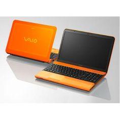 Sony VAIO C Series (Orange)