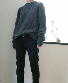 Best Mens style looks! Fashion Mode, Aesthetic Fashion, Aesthetic Clothes, Korean Fashion, Grunge Outfits, Boy Outfits, Casual Outfits, Cute Outfits, Fashion Outfits