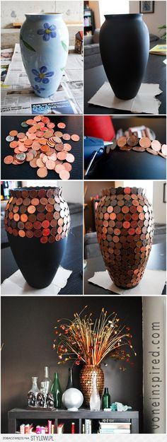 what to do with all those extra pennies...