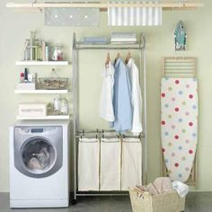 Laundry Room Ideas : Garage Laundry Room Ideas – Better Home and Garden