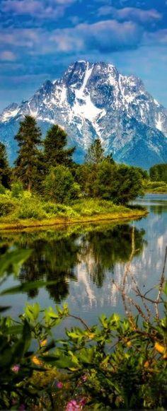 Grand Tetons National Park, Wyoming, USA (by Nathan Brisk)