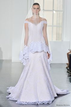 Romona Keveza Collection Fall 2014 Wedding Dresses | Wedding Inspirasi