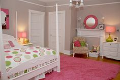 Phoebes Tween Room   Sweet and Sassy!