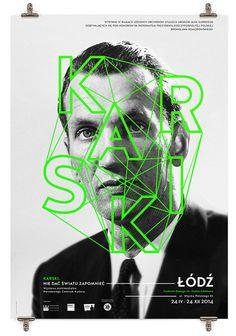 Poster / Krzysztof Iwanski