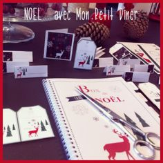 box noel / decoration noel / christmas / dinde noel / christmas graphism / DIY CHRISTMAS