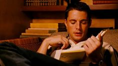 I want Matthew Goode to read me bedtime stories