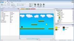 Como criar jogos digitais #2 - Pontuação no jogo - Construct 2 - Jogos G...