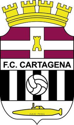1995, FC Cartagena (España) #FCCartagena #España (L17959)
