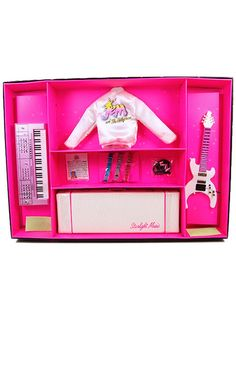 Jem And The Holograms Stage Essentials Accessory Pack - Integrity Toys - NRFB