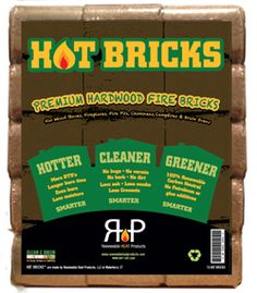 Hot Bricks www.rhp-hot.net Made locally in Waterbury,CT