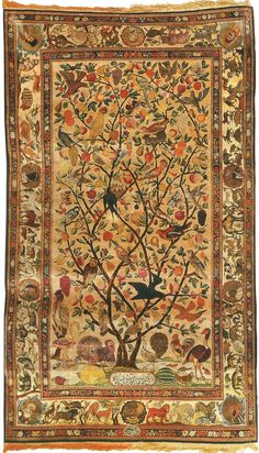 Everything You'd Ever Want to Know About Antique Carpets | Architectural Digest