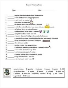 Technology Lesson Plans and Activities Grades K-5 Bundle | Lesson ...