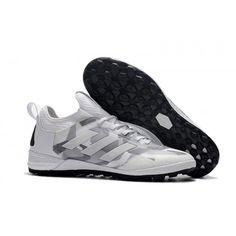 best website 07814 3651e Adidas Fußball Schuhe Neu Adidas ACE Tango 17 Purecontrol TF Grau Weiß
