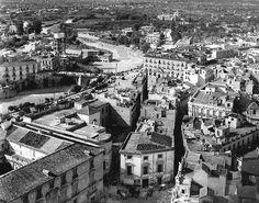 plaza belluga Aerea desde Belluga hasta Los Maristas