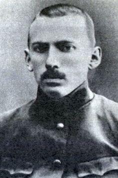 Виктор Эдуардович Кингисепп. В Советской Эстонии имя этого революционера было очень почитаемо