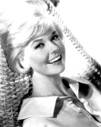 Doris Day - loved her funny, light-hearted romantic comedies