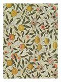 William Morris wallpaper print  art.com  Fruit or Pomegranate Wallpaper Design