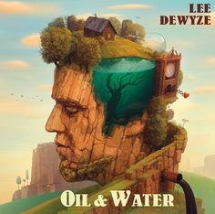 #OilandWater is an #Album by #LeeDeWyze. Collectively all of these #gifts have coalesced to garner #DeWyze a place as one of the most #exciting #singer #songwriter s to #emerge in the past decade. #DeWyze recorded the songs in his own #Los Angeles based studio writing playing and recording the music on his terms.