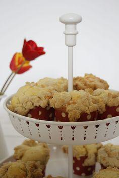 Schnelle Backidee: Apfel-Streusel-Muffins - Lavendelblog