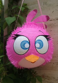 Angry Bird Pinata- Stella