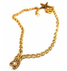 Buy Me on URCRafti.com! Gold Starfish Anklet - Gold Anklet by Linda Dunn At least Pin Me so everyone can see!