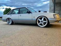 vk calais Aussie Muscle Cars, Holden Commodore, Old Cars, Motocross, Audi, Horse, Australia, Paint, Street