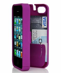 EYN Products (Everything You Need) Case for iPhone Wallet Phone Case Holder $21.99