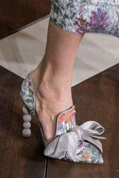 Scarpe: tutte le tendenze moda dalle sfilate autunno inverno 2017-2018