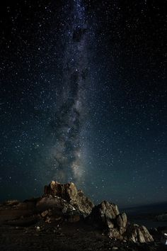 The Milky Way (view from the Southern Hemisphere)